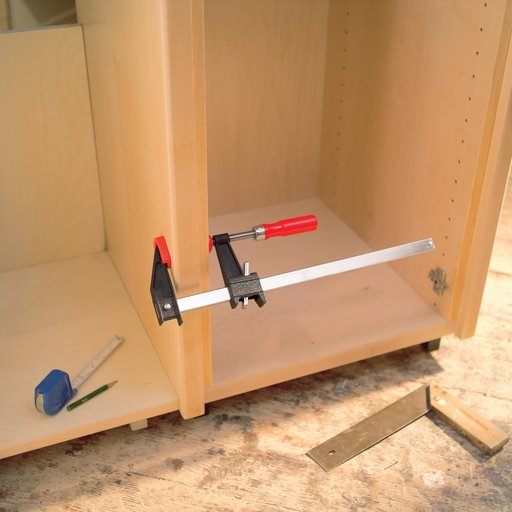 """View a Larger Image of 18"""" F-Clamp"""