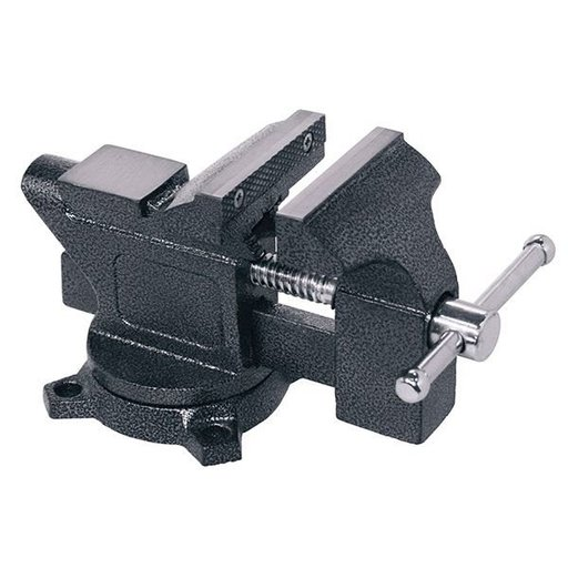 """View a Larger Image of 4-1/2"""" Home Workshop Vise"""