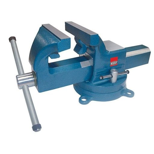 """View a Larger Image of 6"""" Heavy Duty Drop Forged Bench Vise"""