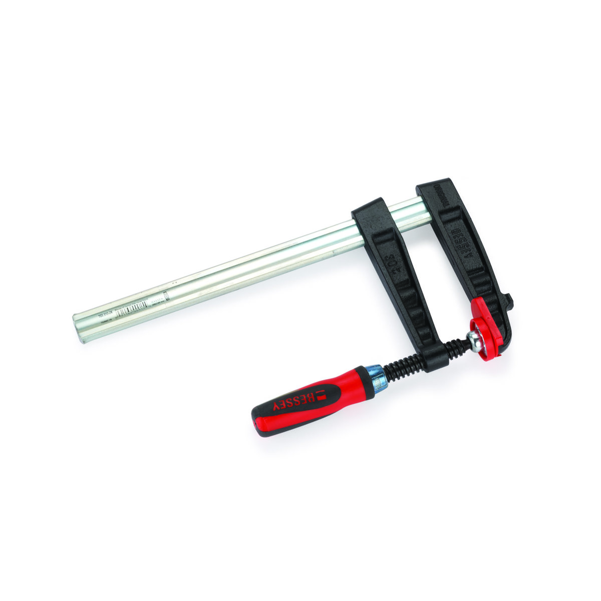 """View a Larger Image of 12"""" Tradesman Professional Series F-Clamp 5-1/2"""" Throat Depth"""