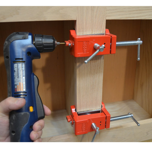 View a Larger Image of Face Frame Cabinetry Clamp