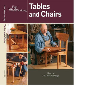 Best of Fine Woodworking Tables & Chairs