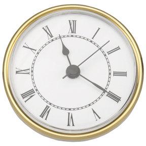 """Bezel, 2-3/4"""" Diameter, Brass, Style R, CW Face"""