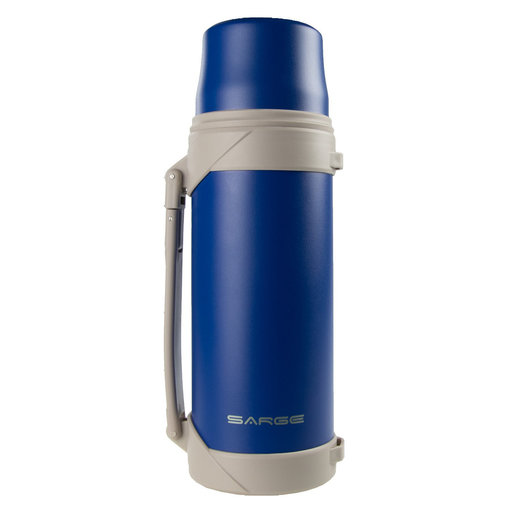 View a Larger Image of Big T - Thermos, 40 oz, Blue