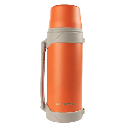 View a Larger Image of Big T - Thermos, 40 oz, Orange