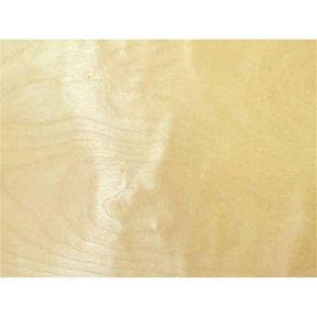 """Birch Wood Veneer - 4-1/2"""" to 6-1/2"""" Width - 12 Square Foot Pack"""