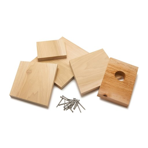 View a Larger Image of Bird Shed Birdhouse Kit
