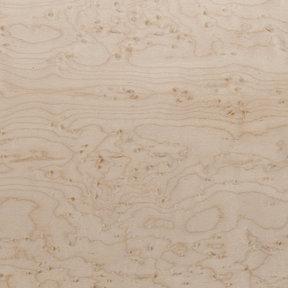 Birdseye Maple, Heavy Eye 4'X8' Veneer Sheet, 10MIL Paper Backed