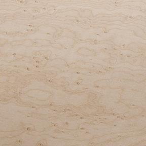 Birdseye Maple, Medium Eye 4'X8' Veneer Sheet, 3M PSA Backed