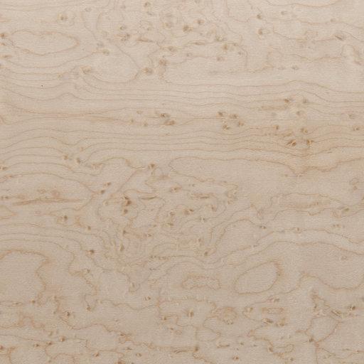 View a Larger Image of Birdseye Maple Veneer Sheet Heavy Figure 4' x 8' 2-Ply Wood on Wood