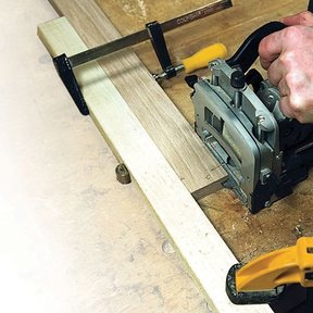 Biscuit Joinery Basics - Downloadable Technique