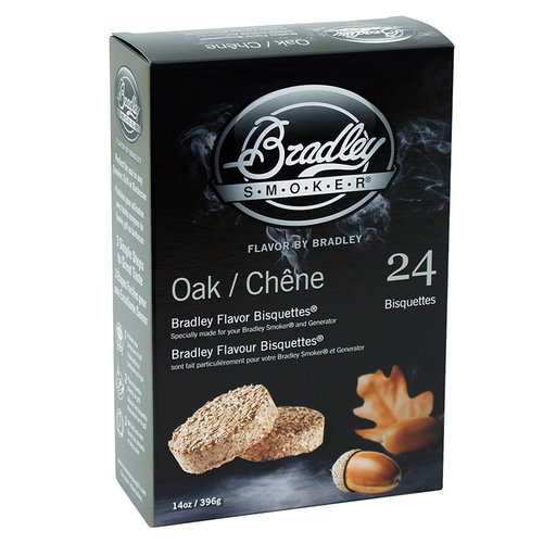 View a Larger Image of Bisquette Oak 24pk