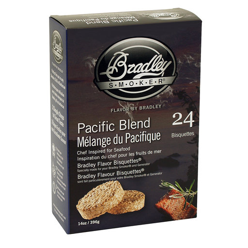 View a Larger Image of Bisquette Pacific Blend 24pk