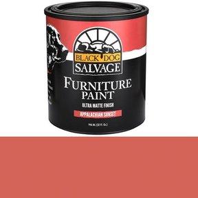 Appalachian Sunset - Red Furniture Paint Quart 946ml (32 fl. oz.)