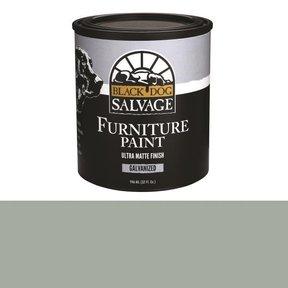 'Galvanized' - Gray Furniture Paint, Quart 946ml (32 fl. oz.)