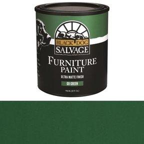 'Go Green' - Green Furniture Paint, Quart 946ml (32 fl. oz.)