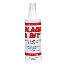 Blade and Bit Cleaner, 8 Ounce Pump Spray