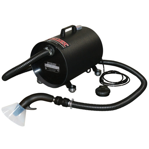 View a Larger Image of Blow-off and Drying System, Portable, 115V