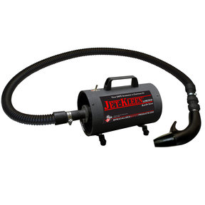 Blow-off System, Portable, 115V, Swivel Connector