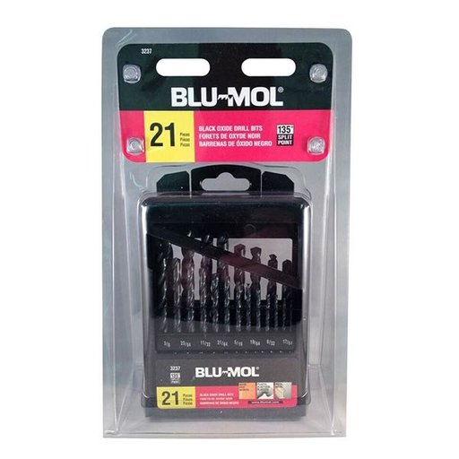 View a Larger Image of 3237 BLML 21PC B/OX DRILL SET
