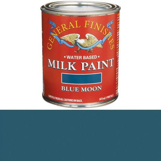View a Larger Image of Blue Moon Milk Paint Water Based Pint