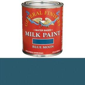 Blue Moon Milk Paint Water Based Pint
