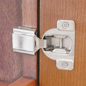 """Compact 3/4"""" Overlay Face Frame Hinge Pair"""