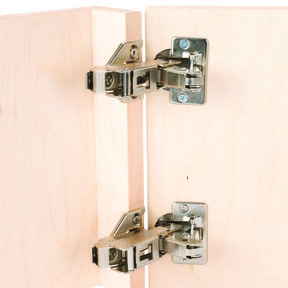 170° Clip Top Face Frame Hinge Pair