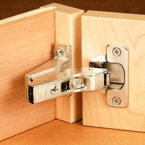Clip Top Inset Face Frame Hinge Pair