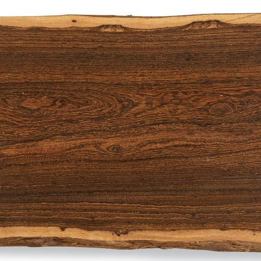 """View a Larger Image of Bocote Slab 54"""" x 12"""" x 1-1/4"""""""
