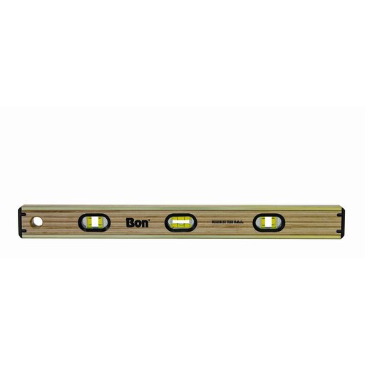 View a Larger Image of Laminate Brass Bound Level, 24 Inch