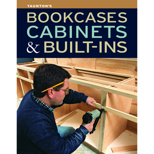 View a Larger Image of Bookcases, Cabinets, & Built-Ins
