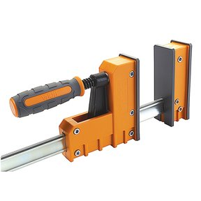 """4-Piece (2) 24"""" and (2) 31"""" Parallel Clamp Set"""