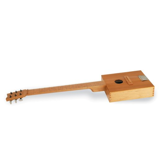 View a Larger Image of Box Guitar Downloadable Plan