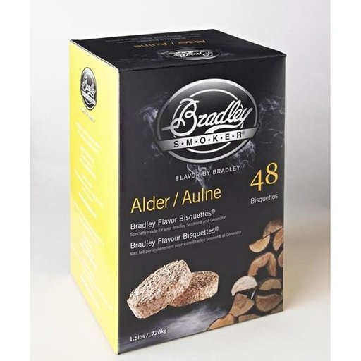 View a Larger Image of Alder Bisquettes, 48 Pack
