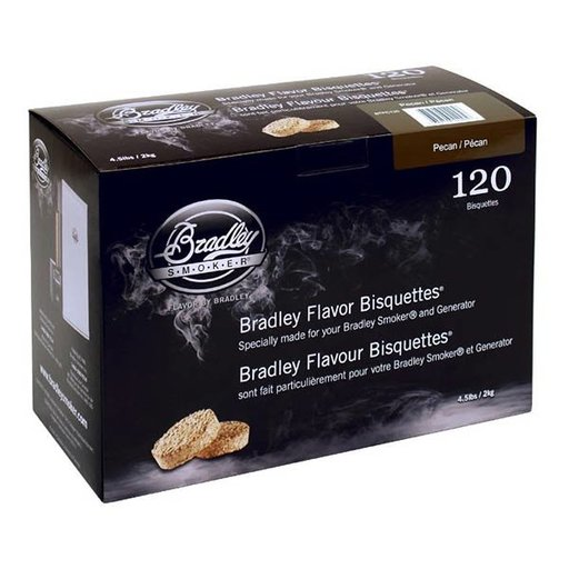 View a Larger Image of Flavor Bisquettes Pecan 120Pk