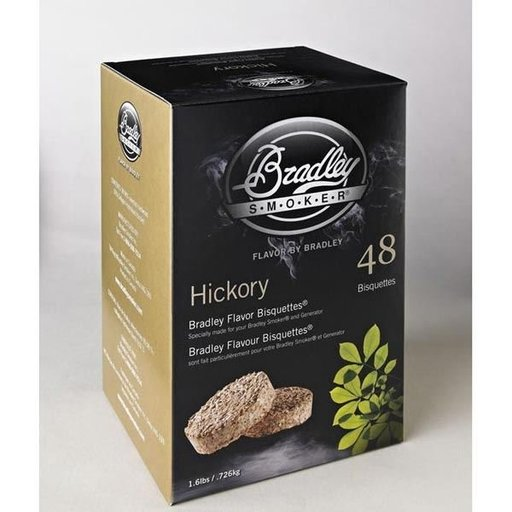 View a Larger Image of Hickory Bisquettes, 48 Pack