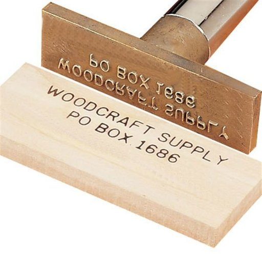 View a Larger Image of Branding Iron, Electric, 2 Line