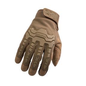 Brawny Coyote Gloves, Black, Large