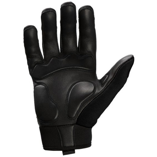 View a Larger Image of Brawny Plus Gloves, Black, XXL