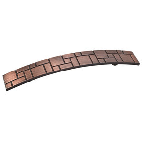 Breighton Pull, 128 mm C/C, Brushed Oil Rubbed Bronze