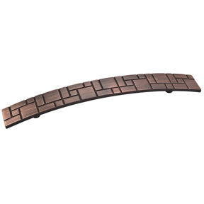 Breighton Pull, 160 mm C/C, Brushed Oil Rubbed Bronze