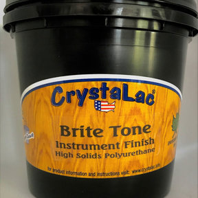 Brite Tone Instrument Finish Satin 5 Gallon Pail
