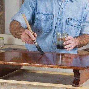Brushing Varnish - Downloadable Technique