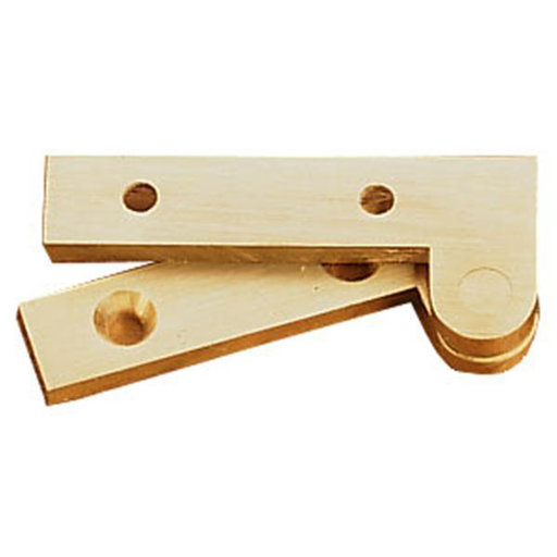 """View a Larger Image of Offset Hinge 3/8"""" x 1-3/4"""" Pair"""