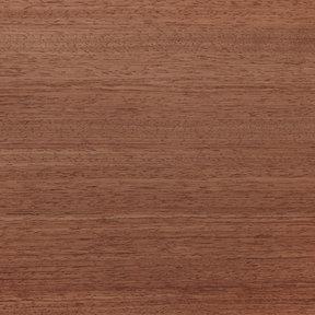 Bubinga Veneer Sheet Quarter Cut 4' x 8' 2-Ply Wood on Wood