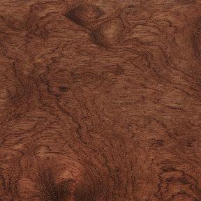 "Bubinga Veneer Sheet Rotary Cut ""Kevazinga / Waterfall"" 4' x 8' 2-Ply Wood on Wood"