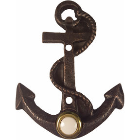 Anchor Door Bell, Oil Rubbed Bronze, Model 923ORB