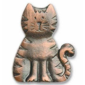 Cat Pull, Nickel, Model 097N