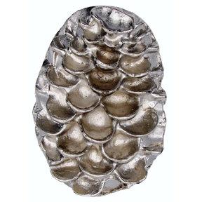 Pine Cone Pull, Nickel, Model 325N